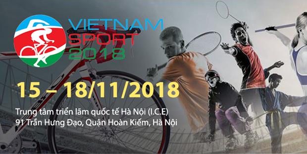 Ouverture de l'exposition internationale Vietnam Sport Show 2018 hinh anh 1