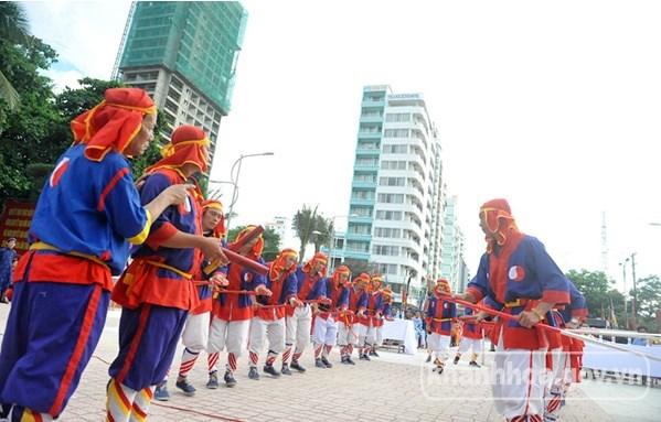 Decouverte de la culture maritime de Khanh Hoa au cœur de la capitale hinh anh 1