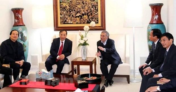 Hai Duong etudie les possibilites d'exporter des produits agricoles vers le Mexique hinh anh 1