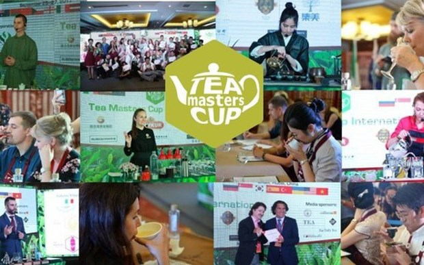 Ouverture du concours Tea Masters Cup International 2018 hinh anh 1
