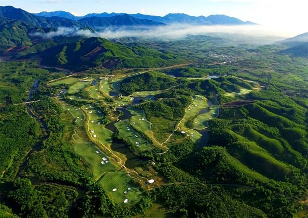 Le Vietnam nomme meilleure destination de golf d'Asie hinh anh 1