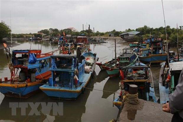 Le Vietnam pret a faire face au typhon USAGI hinh anh 1