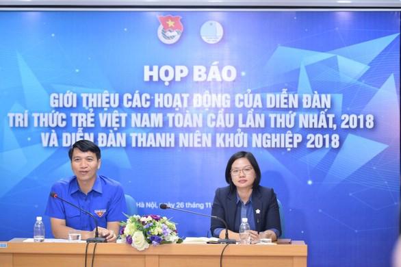 Bientot le Forum des jeunes intellectuels vietnamiens 2018 a Da Nang hinh anh 1