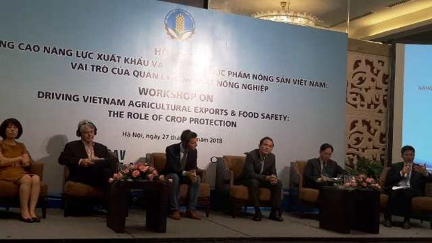 Exportations de produits agricoles: le Vietnam au 15eme rang mondial hinh anh 1