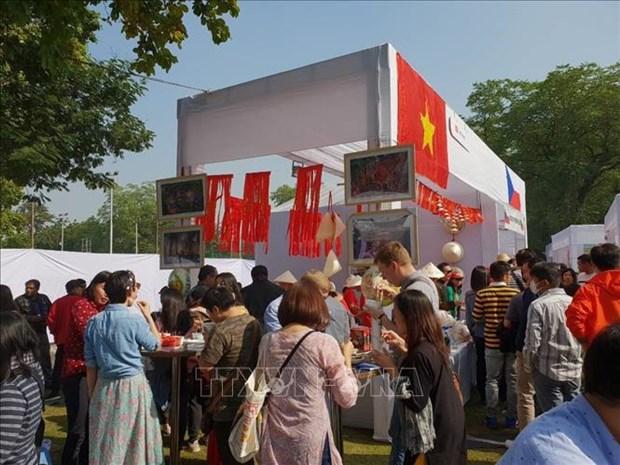 Le Vietnam present a la foire internationale Bazaar DCWA 2018 en Inde hinh anh 2
