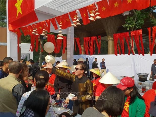 Le Vietnam present a la foire internationale Bazaar DCWA 2018 en Inde hinh anh 1