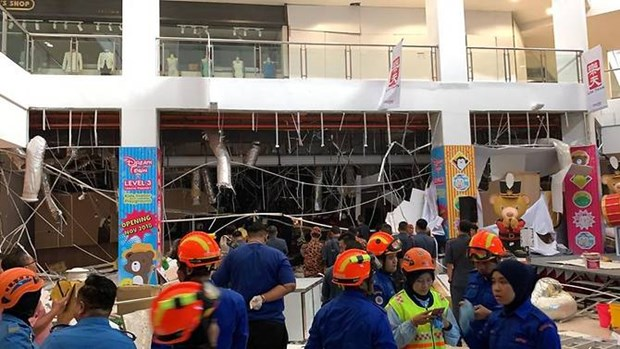 Malaisie : trois morts dans une explosion a Kuching hinh anh 1