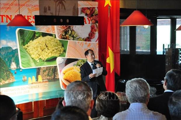 Le tourisme et la cuisine vietnamiens presentes en Afrique du Sud hinh anh 1
