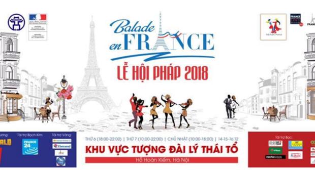 Bientot le festival de la cuisine francaise «Balade en France» a Hanoi hinh anh 1