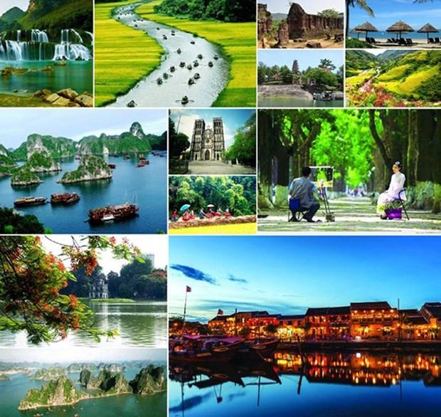 Tourisme: Le Vietnam vise un chiffre d'affaires de 45 milliards de dollars d'ici 2025 hinh anh 1