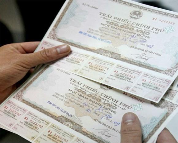 Obligation gouvernementales : 7.230 milliards de dongs mobilises hinh anh 1