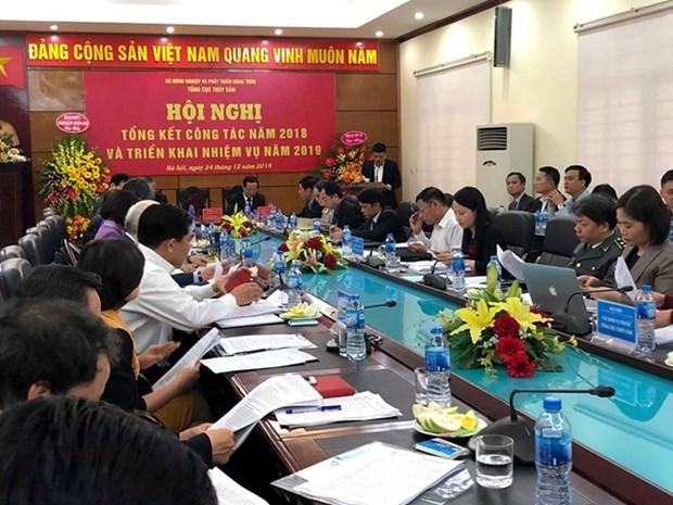 Produits aquatiques : 9 milliards de dollars d'exportations en 2018 hinh anh 1