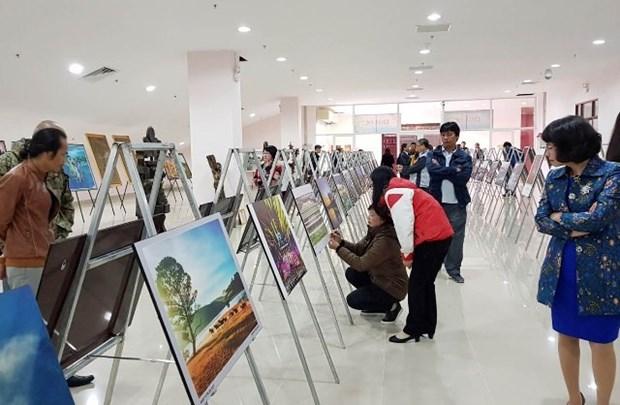 Ouverture d'une exposition sur les realisations de Da Lat a travers l'histoire hinh anh 1