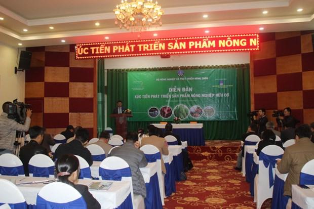 Perspectives des exportations de produits agricoles bio hinh anh 1