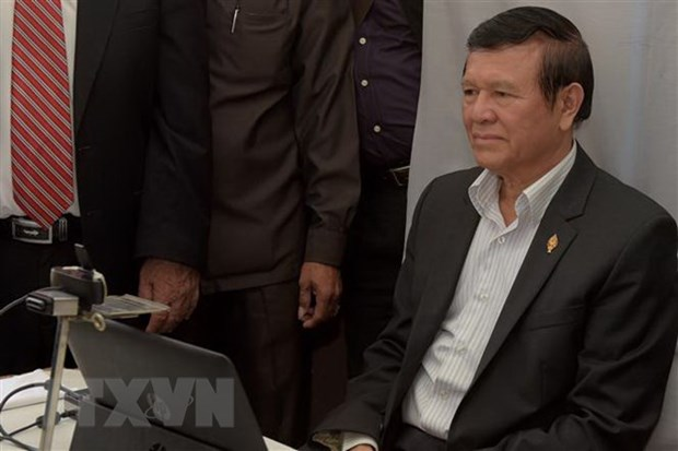 La Cour du Cambodge rejete la demande d'annuler la mise en intruction de Kem Sokha hinh anh 1