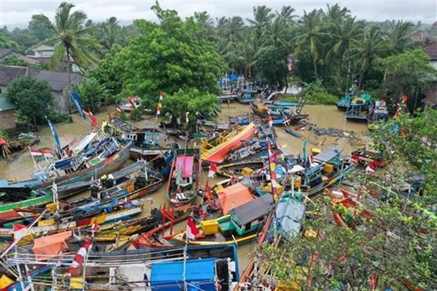 L'Indonesie consacre un milliard de dollars au fonds d'aide en cas de catastrophes naturelles hinh anh 1