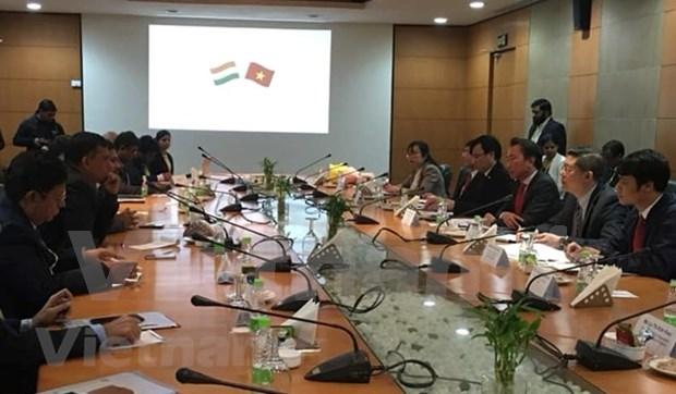 Le Vietnam au salon international Indus Food 2019 en Inde hinh anh 1