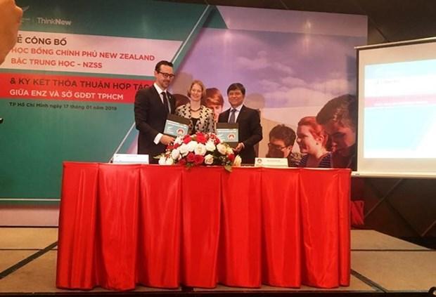 Opportunite pour les etudiants vietnamiens d'acceder a l'education en Nouvelle-Zelande hinh anh 1