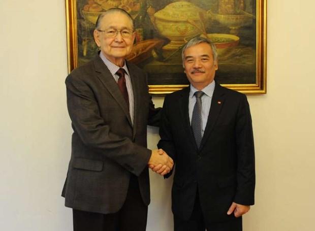 Le Vietnam assume la presidence tournante de l'ASEAN au Mexique hinh anh 1