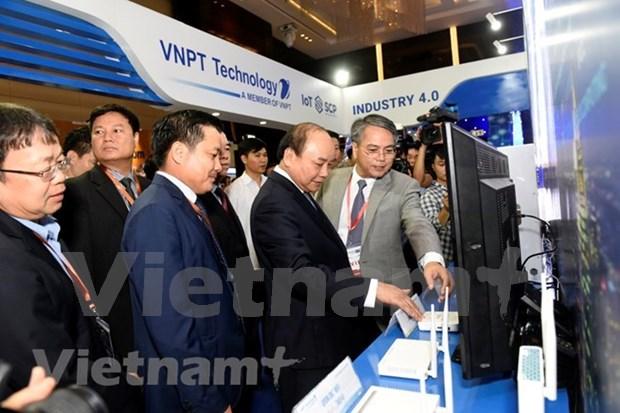 VNPT figure dans le top 3 des marques les plus valorisees en 2018 hinh anh 1
