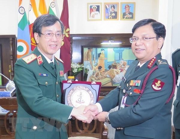 Le Vietnam et l'Inde stimulent leur cooperation dans la medecine militaire hinh anh 1