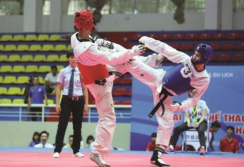 Une classe de taekwondo pas comme les autres hinh anh 3
