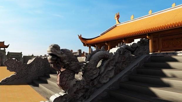 Hanoi : restauration du palais Kinh Thien, au cœur de la cite imperiale de Thang Long hinh anh 1