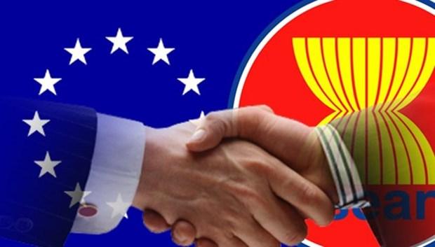 Reunion ministerielle UE-ASEAN en Belgique hinh anh 1