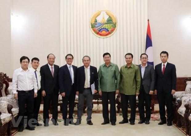 Le Laos va favoriser les investissements agricoles vietnamiens hinh anh 1