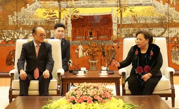 Hanoi promet de favoriser le projet d'hippodrome de Charmvit hinh anh 1