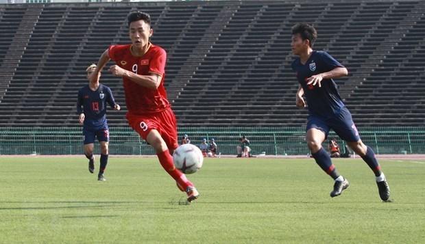 AFF U22 : Le Vietnam se hisse en demi-finales hinh anh 1