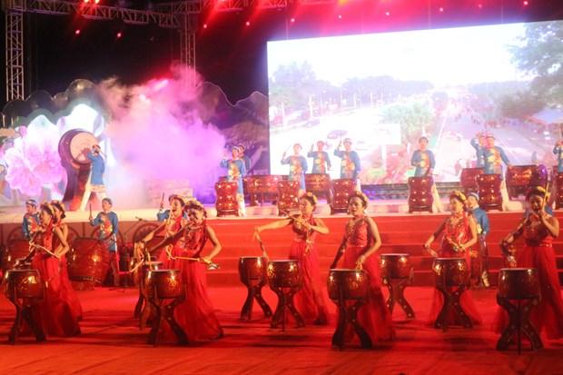 Lang Son : Ouverture de la 3e Semaine de la culture, du sport et du tourisme hinh anh 1