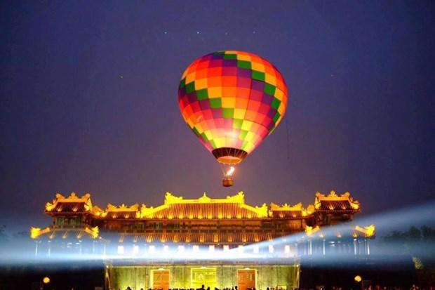 Le Festival international de montgolfieres de Hue 2019 prevu en avril hinh anh 1