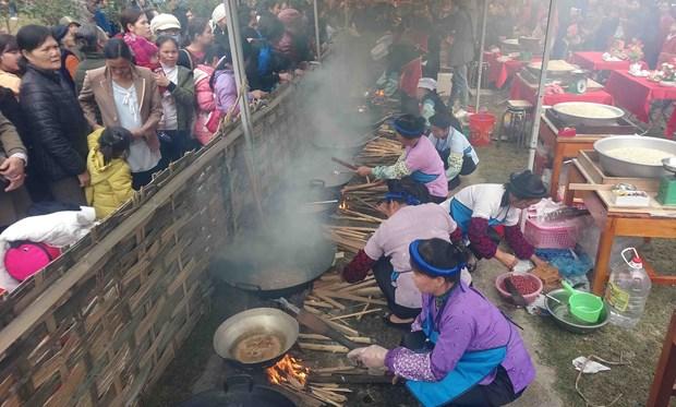 Festival de Pac Bo a Cao Bang hinh anh 2