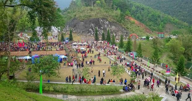Festival de Pac Bo a Cao Bang hinh anh 1
