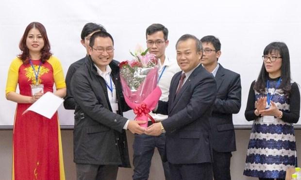 Creation officielle de l'Association des Vietnamiens a Aichi (Japon) hinh anh 1