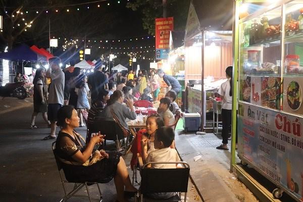 Da Nang : ouverture du marche de nuit de Thanh Khe Tay hinh anh 1