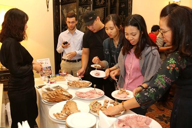 Bientot l'evenement de la gastronomie francaise «Gout de France 2019» a Ho Chi Minh-Ville hinh anh 2