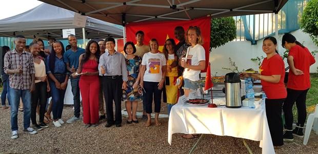Le Vietnam participe a la Semaine de la Francophonie au Mozambique hinh anh 1