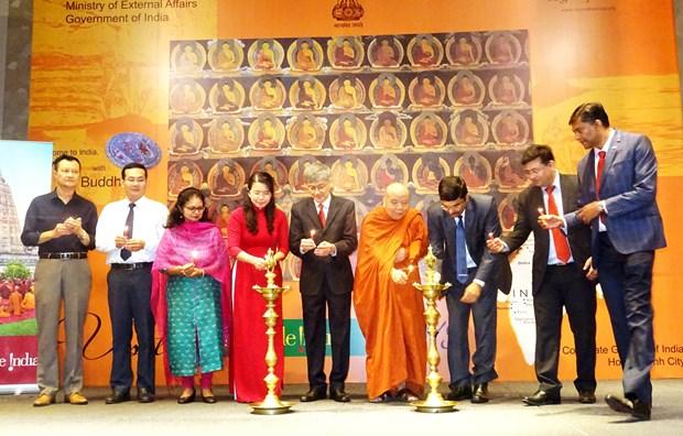 Ho Chi Minh-Ville : Renforcement de la promotion du tourisme indien hinh anh 1