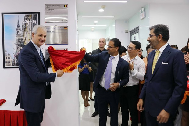 Centre de reception des demandes de visa belge, allemand et italien a Da Nang hinh anh 1