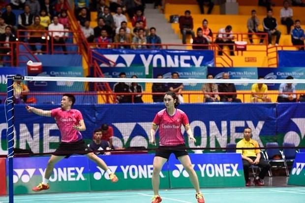 Ouverture du tournoi de badminton Ciputra Hanoi 2019 hinh anh 1