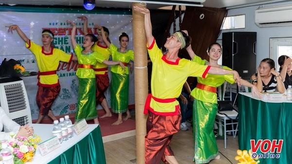Bientot le Festival d'art populaire du Vietnam a Ho Chi Minh-Ville hinh anh 1