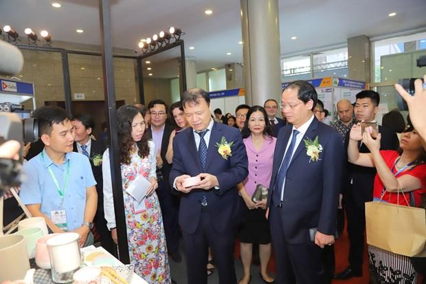 Ouverture de la foire Vietnam Expo 2019 a Hanoi hinh anh 2