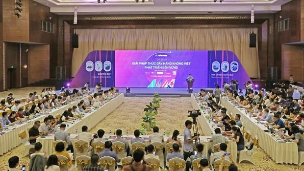 Les compagnies aeriennes du Vietnam connaissent une croissance impressionnante hinh anh 1