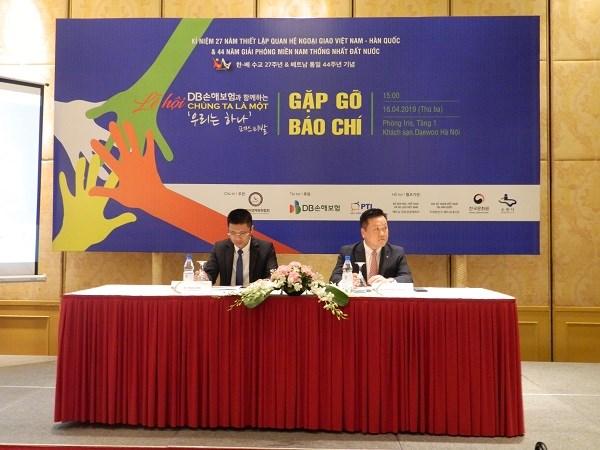 Des artistes vietnamiens participeront a la fete