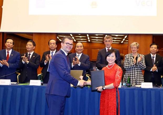 Bamboo Airways envisage d'ouvrir une ligne directe vers la Republique tcheque hinh anh 1