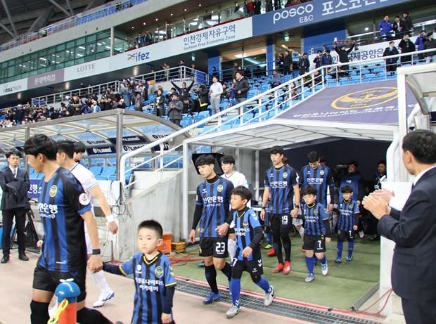 Des opportunites s'offrent aux joueurs vietnamiens a K-League hinh anh 1