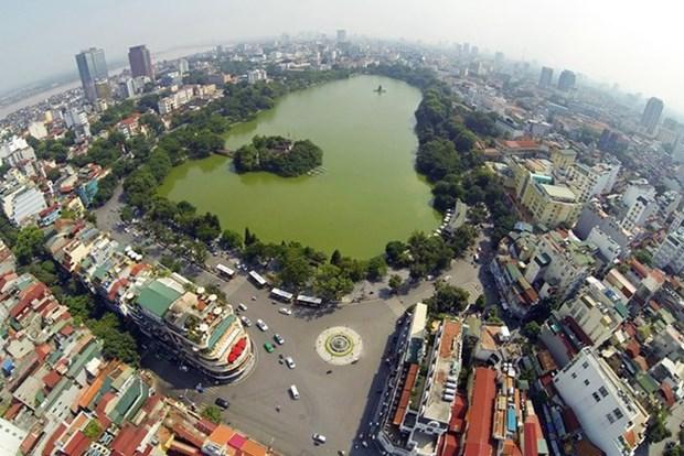 Hanoi attire 4,47 milliards de dollars d'IDE entre janvier et avril hinh anh 1