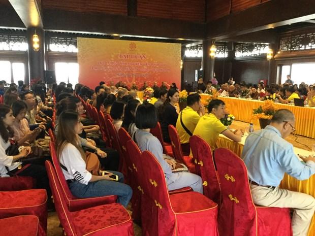 Plus de 7.200 jeunes volontaires mobilises pour la Journee du Vesak des Nations unies 2019 hinh anh 1